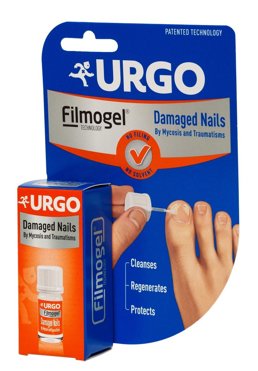 Gel pentru unghii deteriorate Filmogel, 3.3 ml, Urgo drmax poza