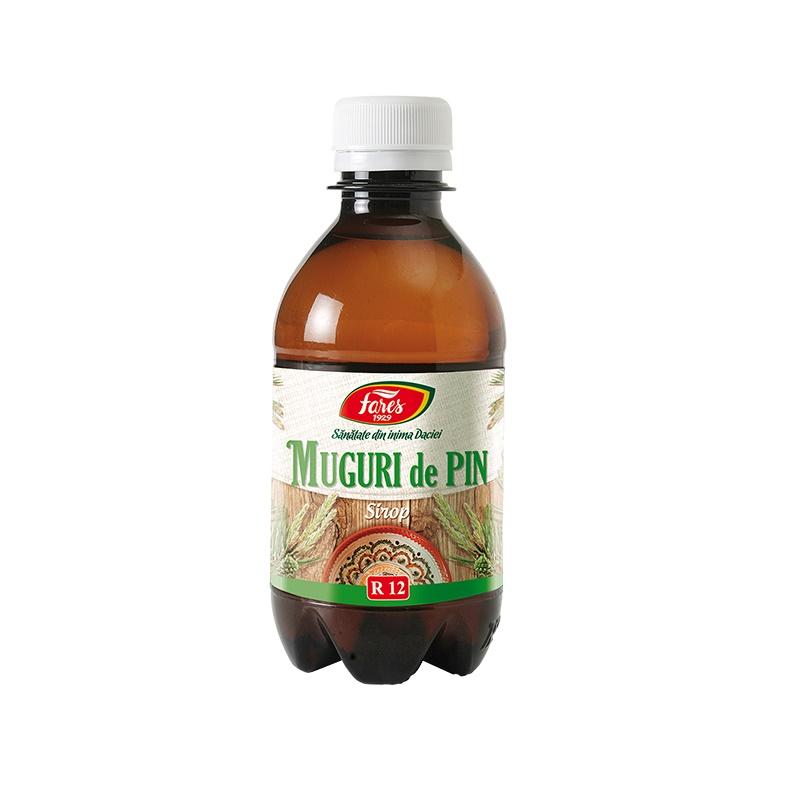 Sirop Muguri de pin, 250 ml, Fares drmax.ro