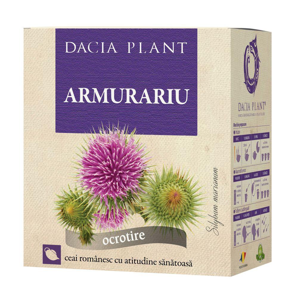 Ceai de armuraiu, 100g, Dacia Plant drmax.ro