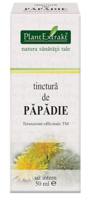 Tinctura de Papadie, 50ml, Plantextrakt imagine produs 2021