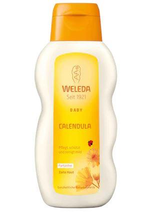 Ulei Baby cu galbenele, 200ml, Weleda imagine produs 2021
