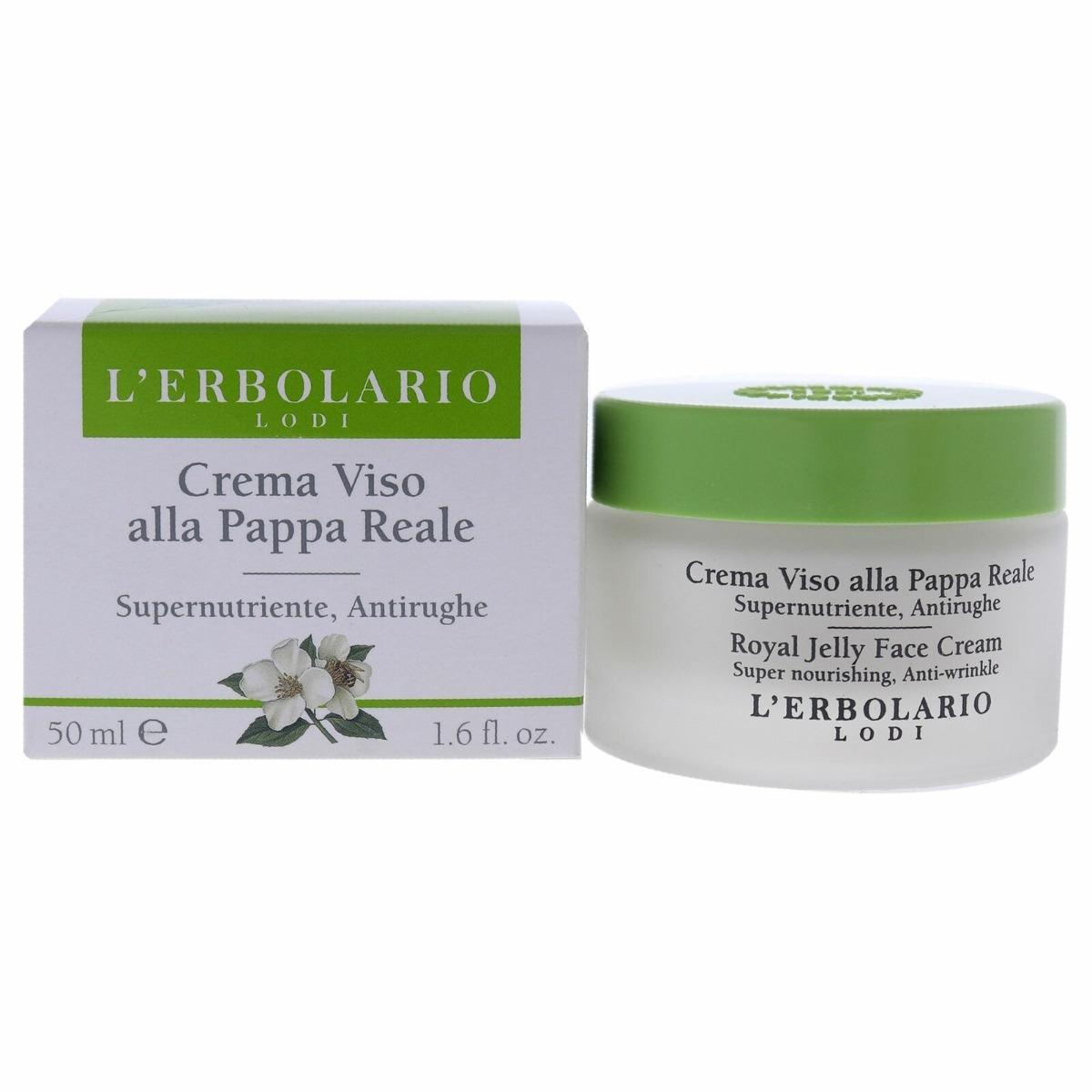 L'Erbolario Crema de fata cu laptisor de matca, 50ml drmax.ro