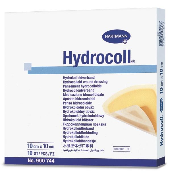 Pansament Hydrocoll, 10x10 cm, 10 bucati, Hartmann imagine produs 2021