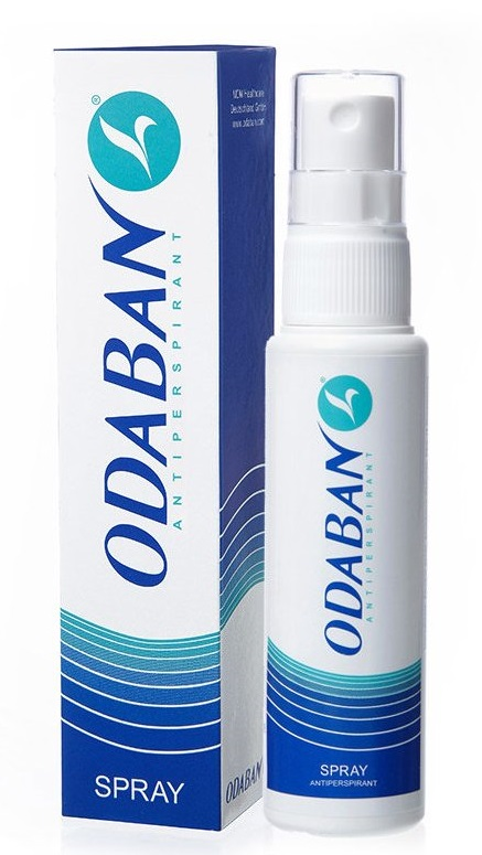 Deodorant spray pentru axila picioare palme si fata, 30ml, Obadan