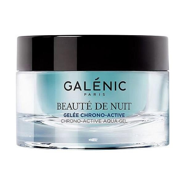 Gel chrono-activ pentru noapte Beaute de Nuit, 50 ml, Galenic imagine produs 2021