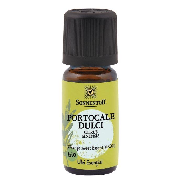 Ulei Bio Esential Portocale Dulci (Citrus sinensis), 10ml, Sonnentor drmax poza