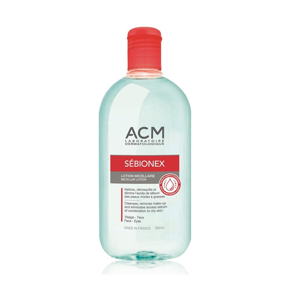 Lotiune micelara Sebionex, 250 ml, Acm drmax.ro