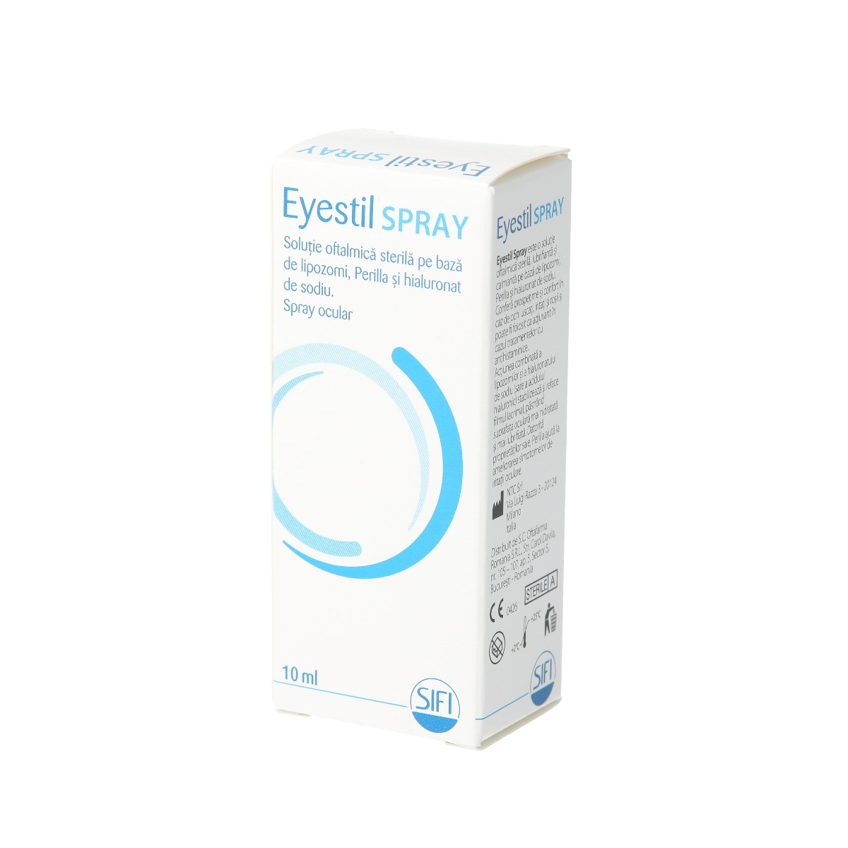 Eyestil spray ocular, 10 ml, Sifi imagine produs 2021