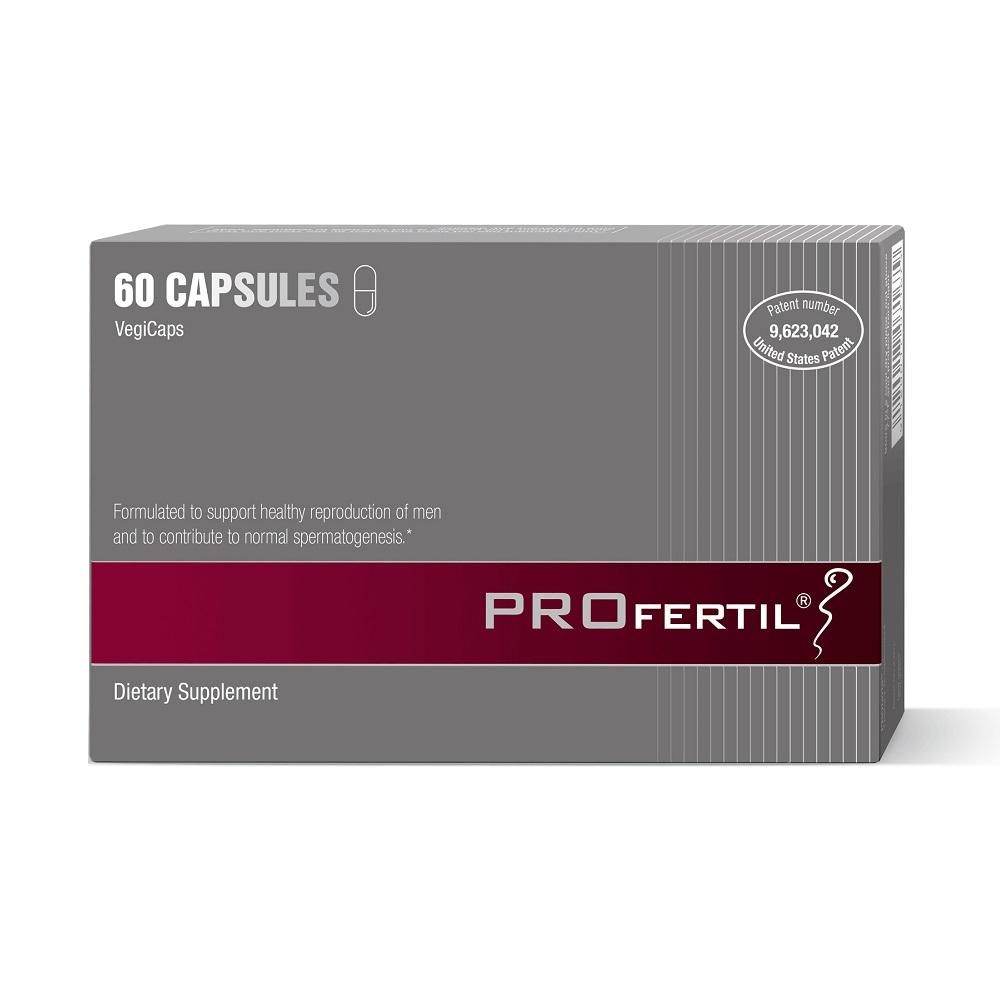 Profertil pentru barbati, 60 capsule, Lenus Pharma drmax.ro