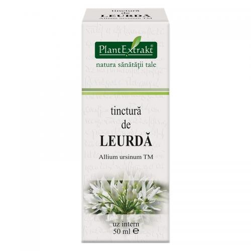 Tinctura de leurda, 50ml, Plantextrakt imagine produs 2021