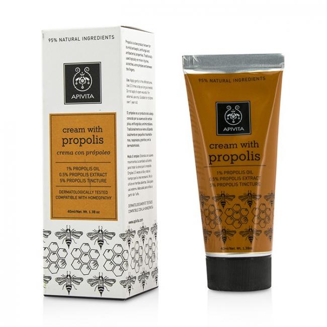 Crema cu propolis, 40ml, Apivita imagine produs 2021