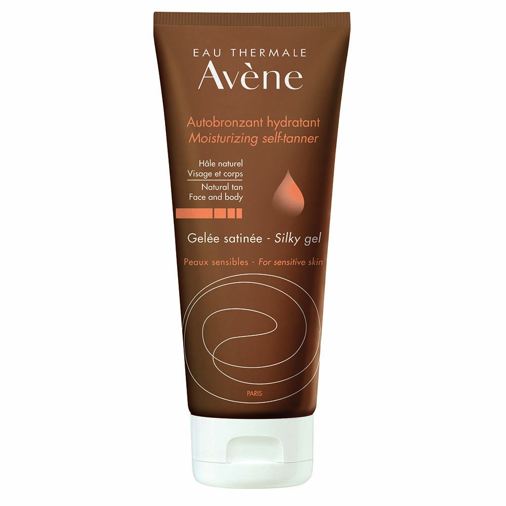 Gel autobronzant, 100ml, Avene
