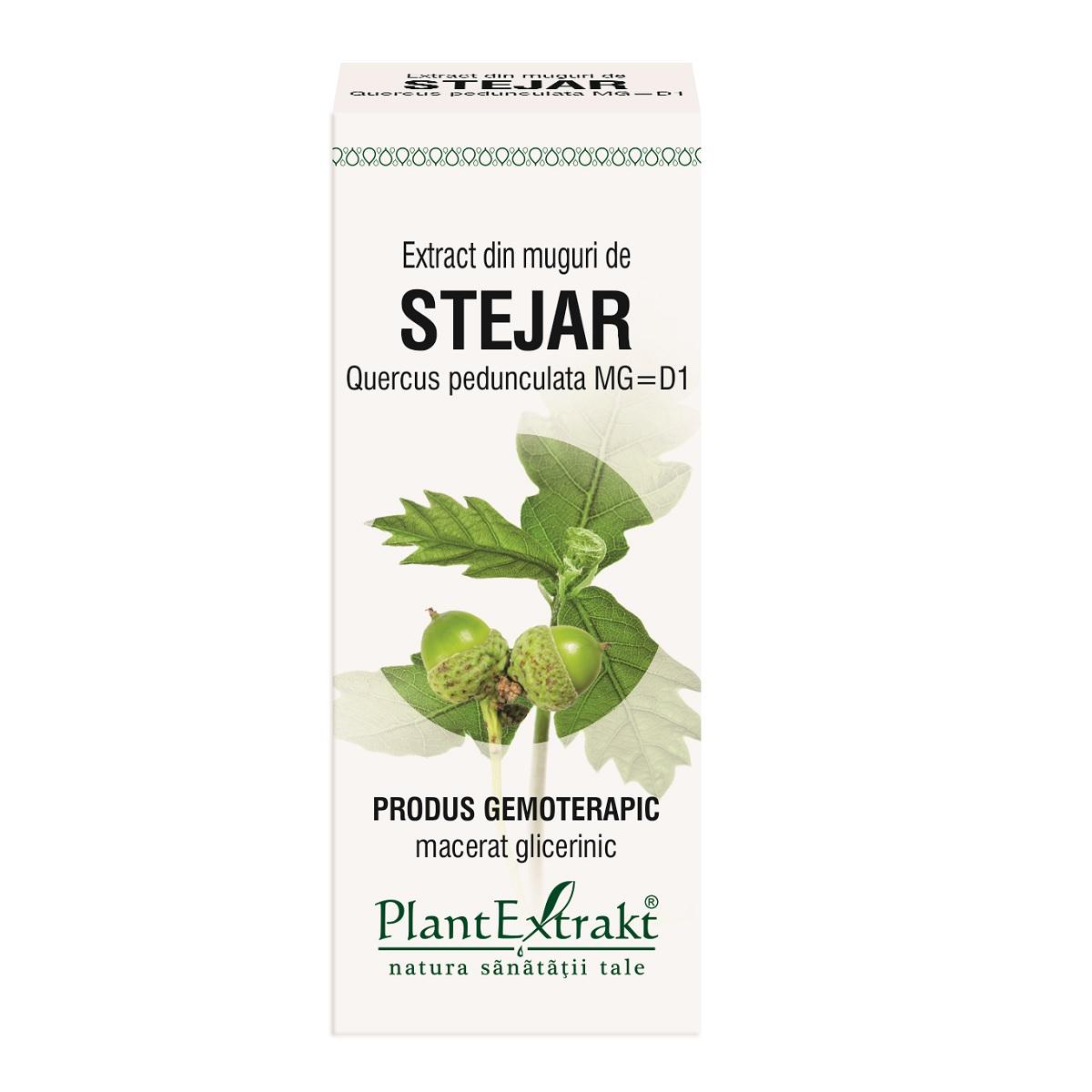 Extract din muguri de Stejar, 50ml, PlantExtrakt imagine produs 2021