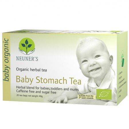 Ceai Bio impotriva colicilor, 20plicuri, Neuners drmax.ro