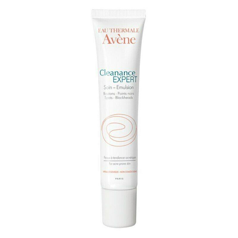 Emulsie pentru ten cu tendinta acneica Cleanance Expert, 40 ml, Avene drmax.ro