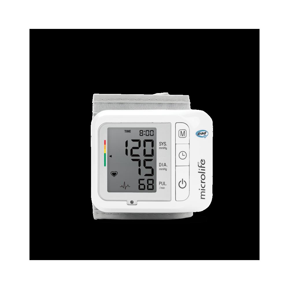 Tensiometru electronic de incheietura BP W1 Basic, 1 bucata, Microlife drmax.ro