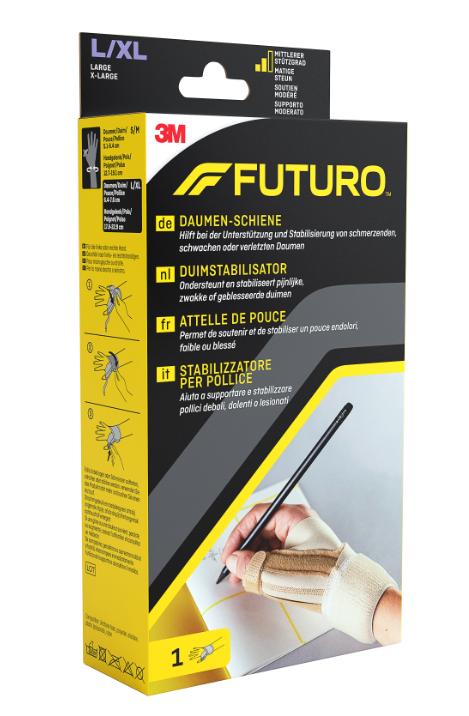 Stabilizator reglabil pentru degetul mare, Marimea L/XL, Futuro, 3M drmax.ro
