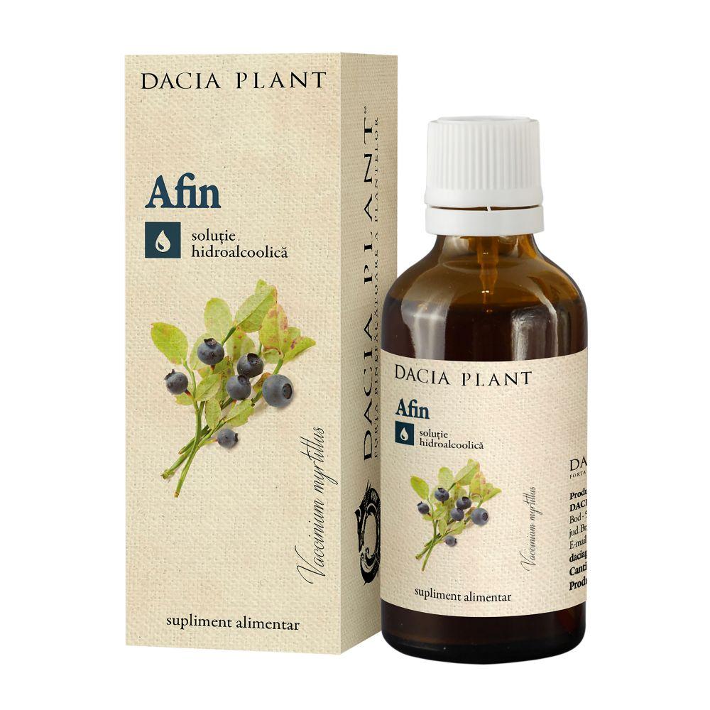 Tinctura de afin, 50ml, Dacia Plant drmax.ro