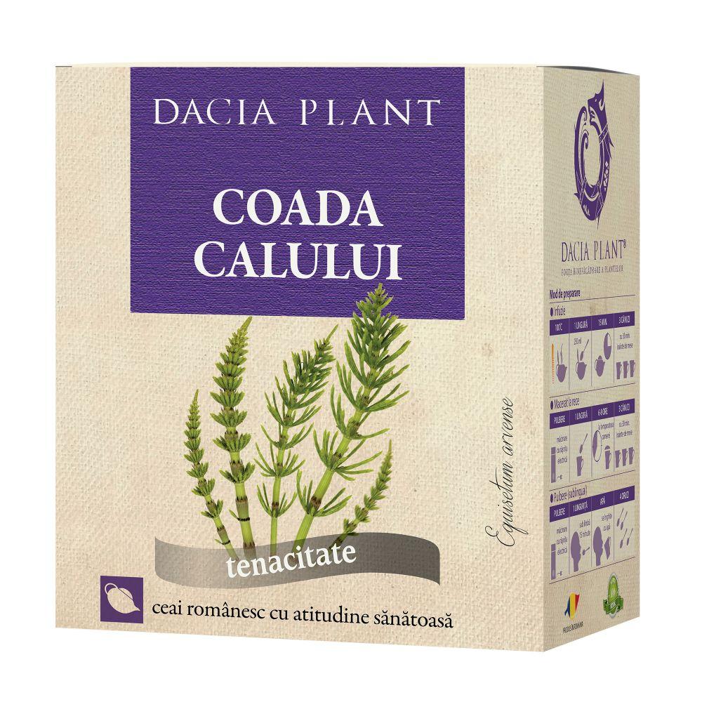 Ceai de coada calului, 50g, Dacia Plant drmax.ro