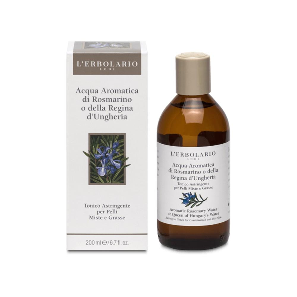 L'Erbolario Apa tonica aromatica cu rozmarin, 200ml drmax.ro