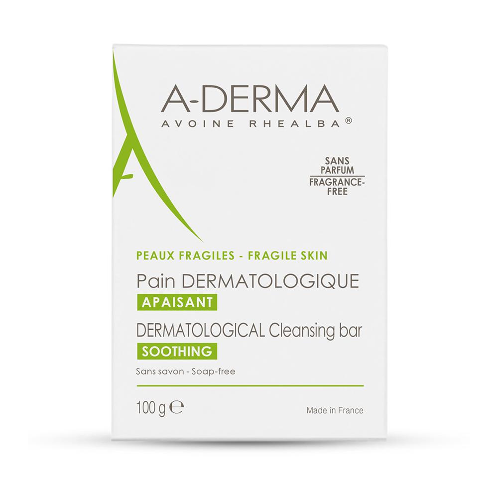 Sapun dermatologic piele sensibila, 100g, A-Derma drmax.ro