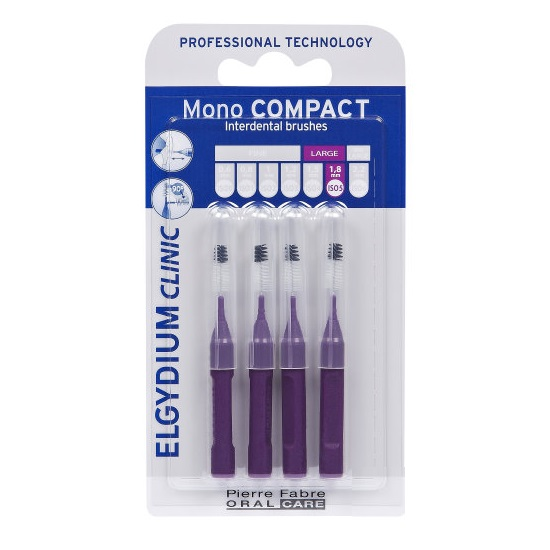 Periuta de dinti Monocompact Purple, Elgydium