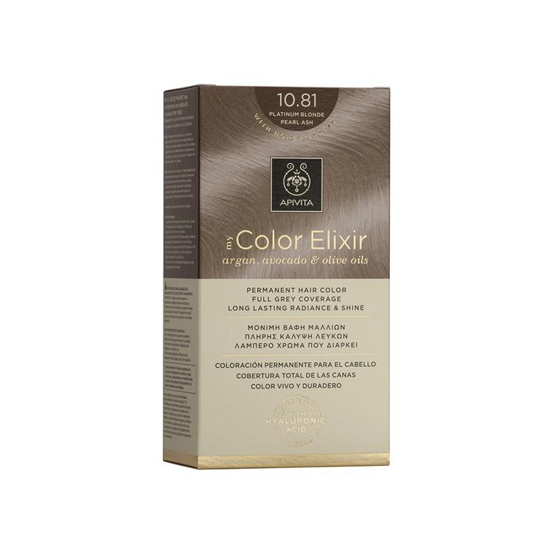 Vopsea My Color Elixir, N10.81, Apivita drmax.ro