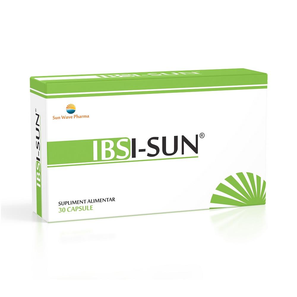 Ibsi-sun, 30 capsule, Sunwave imagine produs 2021