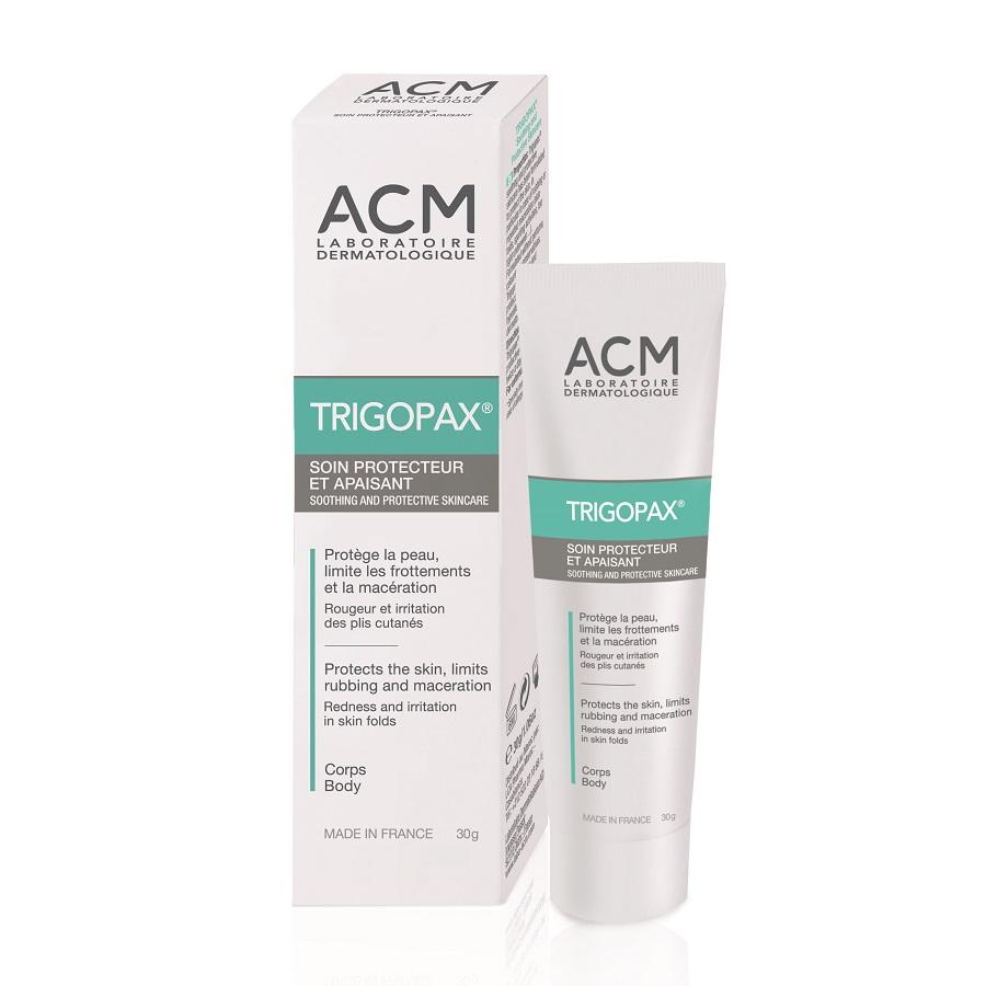 Crema protectoare si calmanta Trigopax, 30ml, ACM