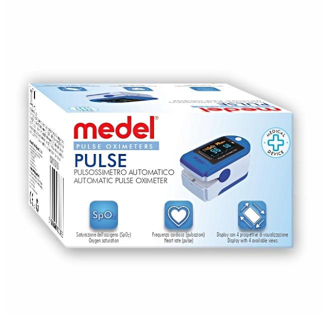 Pulsoximetru de deget Oxygen PO01, Medel drmax poza