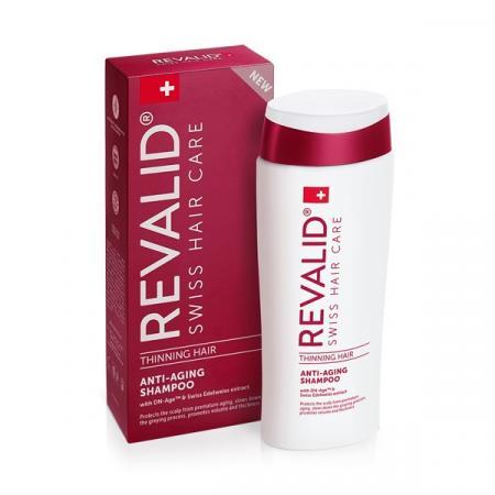 Sampon anti-imbatranire Revalid, 200ml, Ewopharma drmax.ro