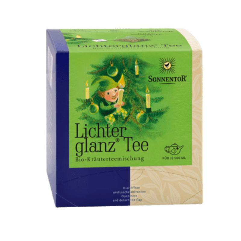Ceai Bio Premium Lumina Stralucitoare, 12 pliculete, Sonnentor drmax.ro