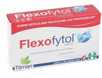 Flexofytol, 30 capsule moi, Tilman imagine produs 2021
