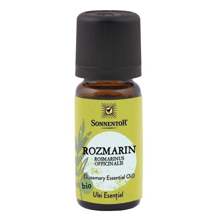 Ulei Bio Esential Rozmarin (Rosmarinus officinalis), 10ml, Sonnentor drmax.ro