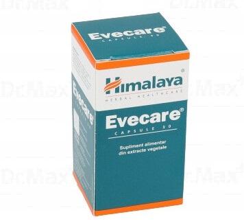Evecare, 30 capsule, Himalaya drmax.ro