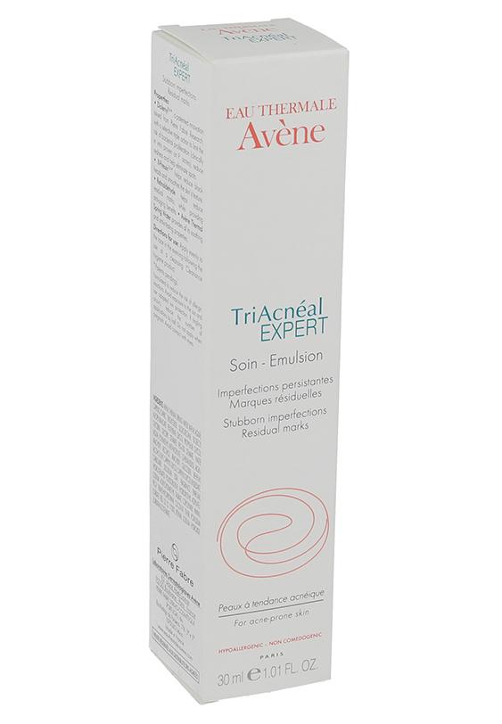 Emulsie pentru ten cu tendinta acneica TriAcneal Expert, 30 ml, Avene