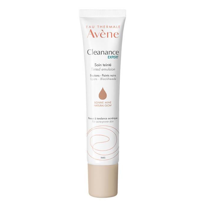 Emulsie nuantatoare pentru ten cu tendinta acneica Cleanance Expert, 40 ml, Avene