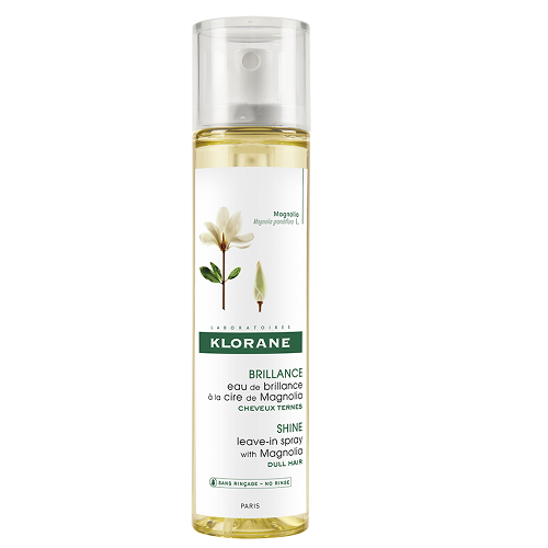 Apa de stralucire cu extract de magnolie pentru par tern, 100 ml, Klorane imagine produs 2021