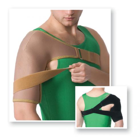 Orteza elastica pentru umar 8005, 64-89cm, S/M, Medtextile drmax.ro