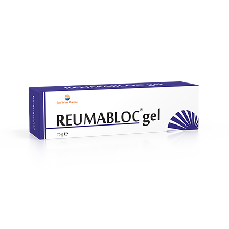 Reumabloc gel, 75 g, Sunwave imagine produs 2021