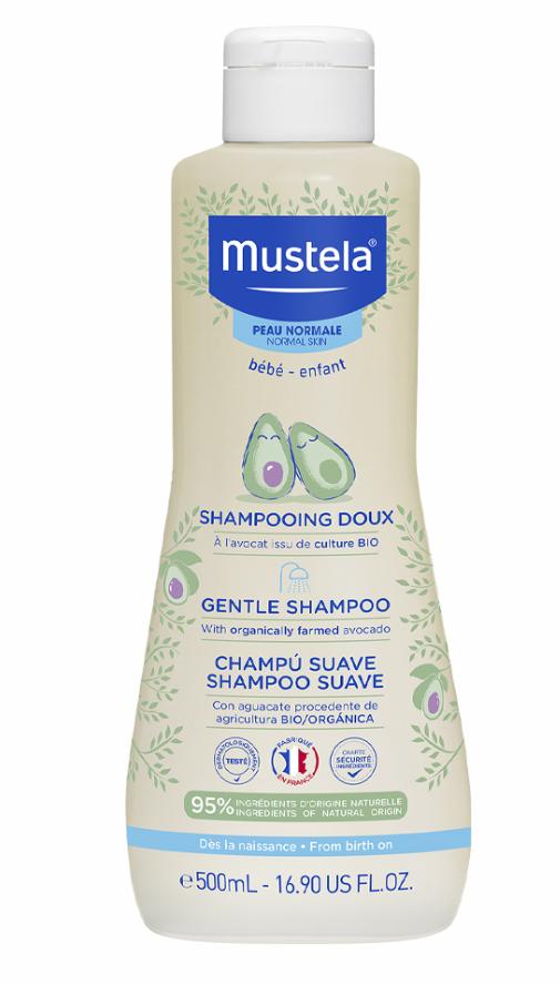 Sampon delicat pentru bebelusi, 500ml, Mustela drmax.ro