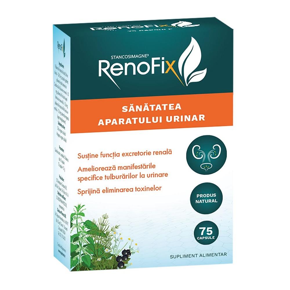 Renofix Stancosimagne, 75 capsule, Queisser Pharm drmax.ro