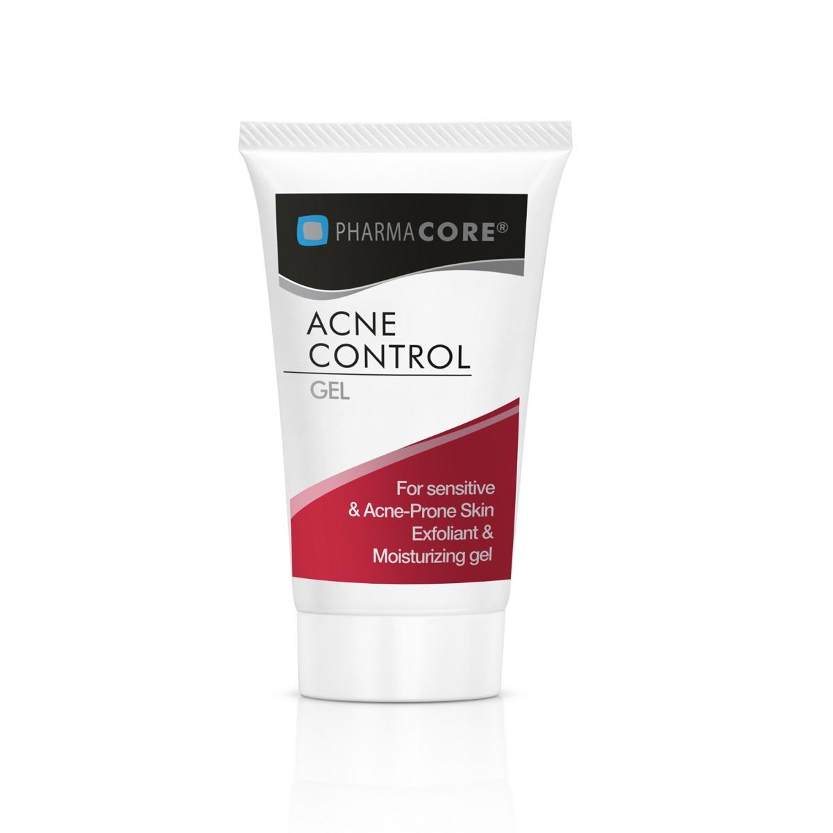 Gel tratament Acne Control, 50ml, Pharmacore drmax.ro