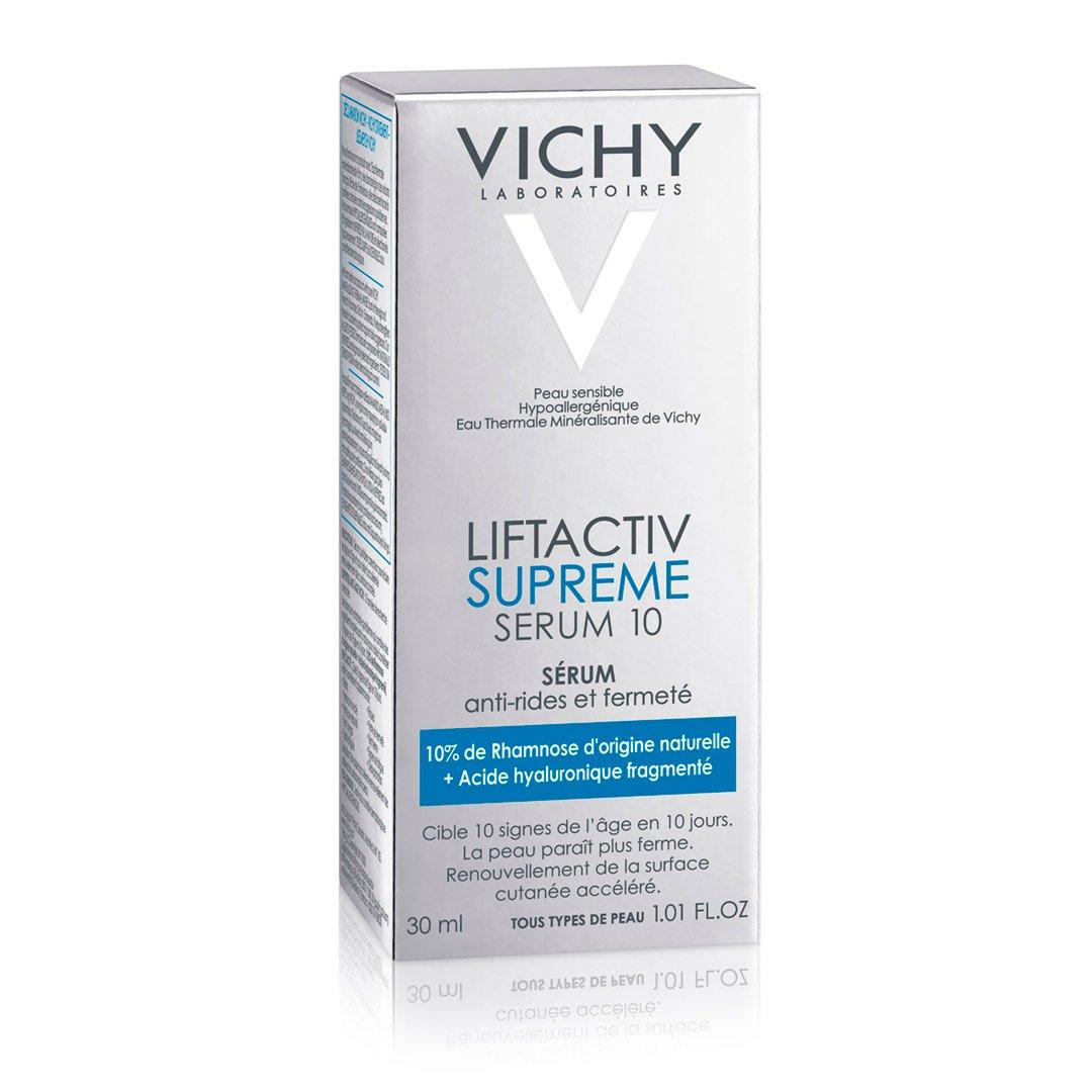 Ser cu actiune de reintinerire Liftactiv Supreme Serum 10, 30 ml, Vichy