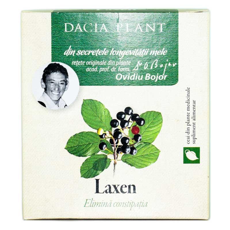 Ceai Laxen, 50g, Dacia Plant drmax.ro