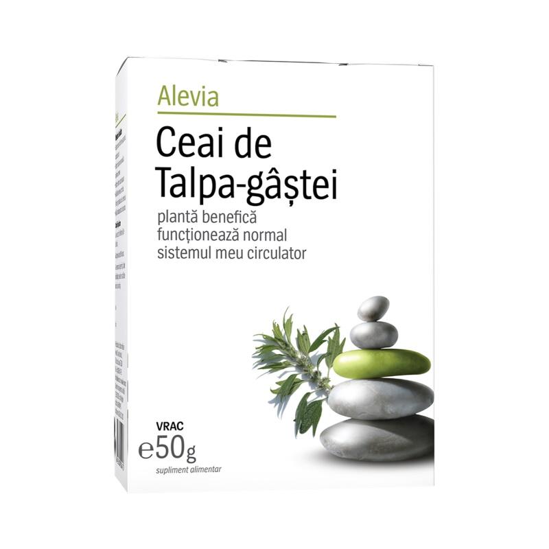 Ceai de talpa gastei, 50g, Alevia imagine produs 2021