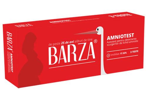 Autotest pentru detectarea scurgerilor de lichid amniotic Amniotest Barza, 3 teste, Biotech imagine produs 2021