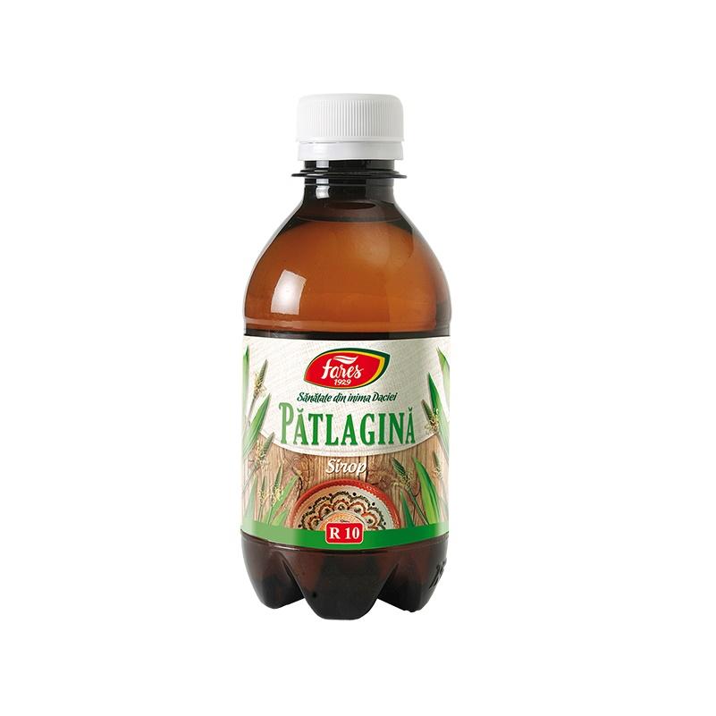 Sirop Patlagina, 250 ml, Fares drmax.ro