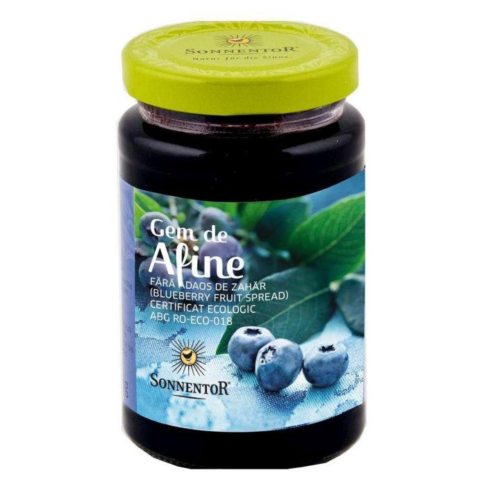 Gem Bio de Afine (fara zahar), 250g, Sonnentor drmax.ro