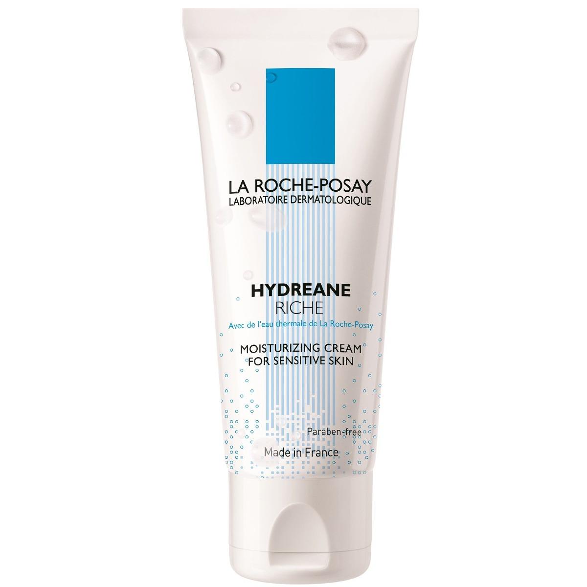 Crema hidratanta pentru ten uscat Hydreane Riche, 40ml, La Roche-Posay
